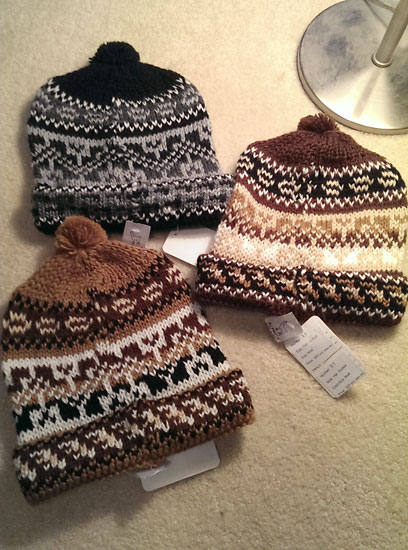0acece4d0 Hats and Gloves - Sweet Blossom Alpaca Farm Shop