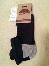 Cushioned Tab Ankle Socks – Black and Charcoal